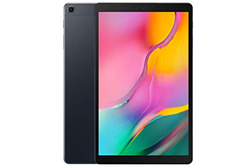 Samsung Galaxy Tab A T510N 25, 54 cm (10, 1 Zoll) Tablet-PC (1, 8 GHz Octa-Core, 3 GB RAM, 64 GB eMMC, Android 9.0) Schwarz
