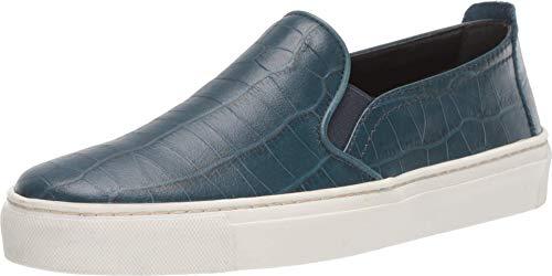 The FLEXX Damen Sneak Name Fashion Sneaker, Blau (Petrolio Cocco), 38.5 EU