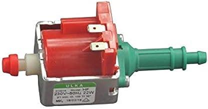Bomba de agua Ulka HF 22 W 230 V 50 Hz adecuada para cafetera ...