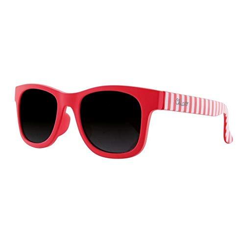 Chicco Chico Gafas de Sol, Rayas rojas, 36 meses Unisex Niños