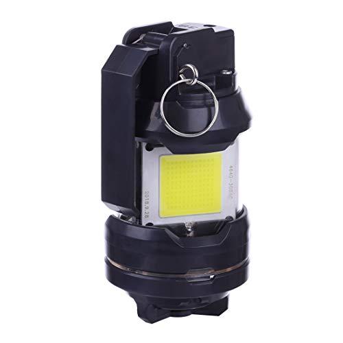 Polai T238 LED Granate Taktische Granaten Spielzeug Handgranate für Nerf, Airsoft, CS, Nachtkamf