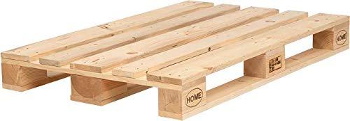 Schroth Home Möbelpalette Paletta gehobelt – EPAL Europaletten – Möbelpalette geschliffen – kein lästiges schleifen mehr