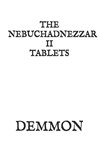 THE NEBUCHADNEZZAR II TABLETS