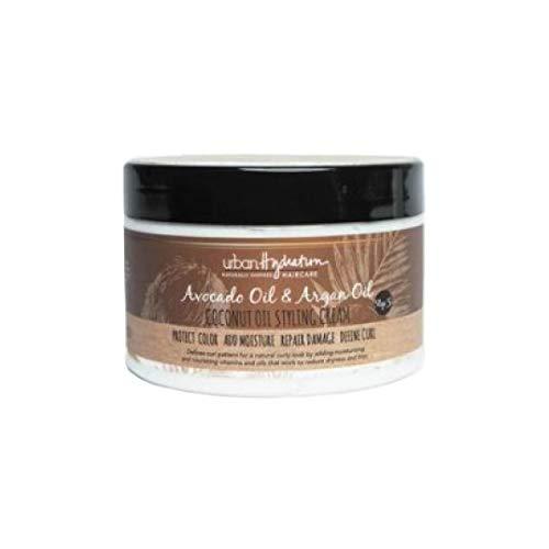 Urban Hydration Avocado & Argan Coconut Oil Styling Cream, 8.45 Oz