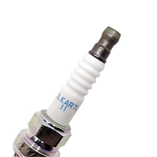 fengqing-Bujía de Encendido 4 Unids/Set PE5R-18-110 Iridium Spark Plug ILKAR7L11 94124 FIT FOR 3 6 CX5 MX5 PE5R18110 PE0118110 Iraurita Ignition Spark