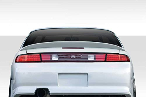 Compatible With/Replacement For Duraflex ED-AXQ-142 Supercool Wing - 1 Piece - Compatible With/Replacement For 240SX 1995-1998