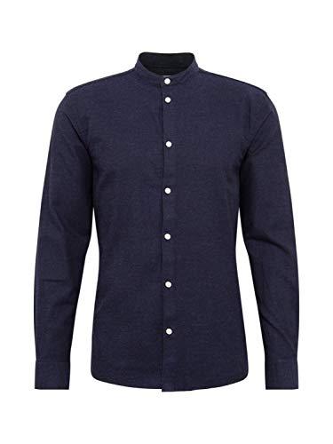 minimum Herren Hemd anholt 0063 dunkelblau XL
