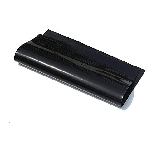 BDOUyi Hoja de Goma de Neopreno -1pc Bloque de cojín Industrial Almohadilla de Goma Cuadrada Larga,200x200x15mm