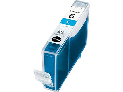 Canon BCI-6 C Original Tintenpatrone, 13ml cyan