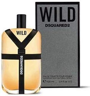 Wild by Dsquared2 for Men - Eau de Toilette, 100ml, DSQ-WILM6Q002