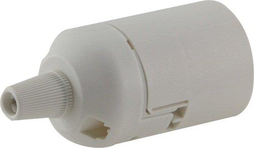 Legrand LEG97104 Douille plastique isolant/connexion rapide pour Ampoule à baïonnette B22