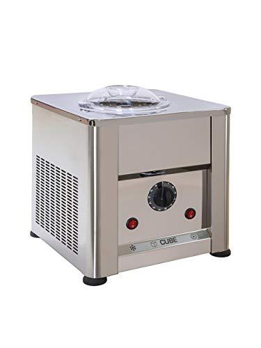 Eismaschine cube 750autorefrigerante aus Edelstahl AISI 304–316–völlig Made in Italy