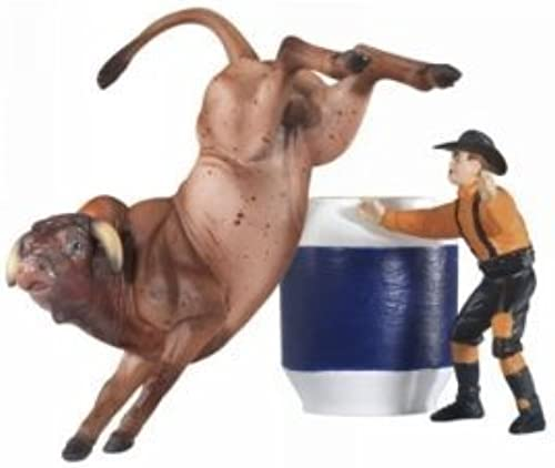 Breyer Rodeo Bull Play Set JALAPENO by Reeves