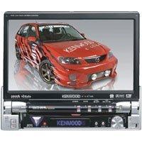 Kenwood Excelon KVT-815DVD 7 Touchscreen LCD Monitor w/ DVD/CD/MP3 Receiver & HD / SIRIUS Radio Controls
