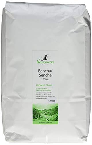Heuschrecke -   Bio Grüntee China