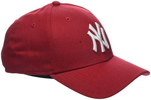 New Era Kappe Unisex New York Yankees, Scarlet/White, OSFA, 10531938