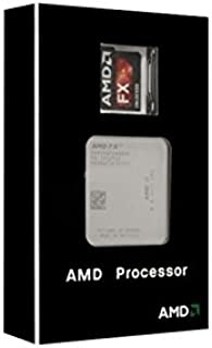 CPU AMD FX-9370 Negro Edición Octa Core CPU (al por Menor, Socket AM3 +, 4.70GHz, 8MB, 220W)