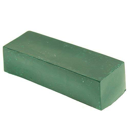 BeaverCraft P02 Grüne Polierpaste zum Schärfen aller Messer Schleifpaste 50 g Schärfpaste Streichriemenpaste zum Schärfen aller Holzschnitzwerkzeuge Abziehpaste