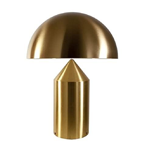 Estilo moderno, sala de estar dormitorio lámpara d Creativo de diseño moderno de setas mesa principal Study Desk lámparas dormitorio lámpara de cabecera Nordic Tabla decorativo personalizado l