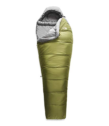The North Face Wasatch 0/-18, Calla Green/Zinc Grey, REG-LH