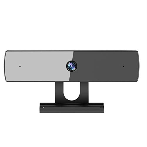 PRDECE Webcam PC 1080P Cámara Cámara Web 10 Millones de píxeles con...