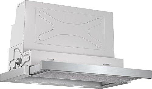 Bosch Serie 4 DFS067A50 - Campana (740 m³/h, Canalizado/Recirculación, A, A, B, 55 dB)