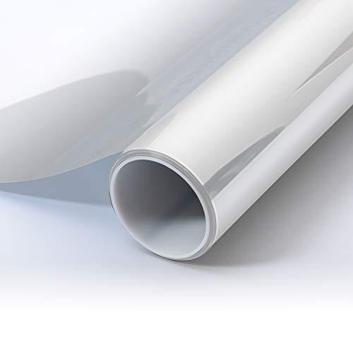 atFoliX Splitterschutzfolie transparente Sicherheitsfolie FX Safety 4 Fensterfolie, Breite 122 cm - Länge auf Wunsch auswählen