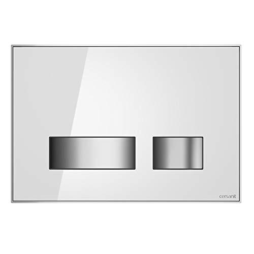 5 posiciones, manguera de metal de 200 cm, barra de ducha de 80 cm, cromada Cersanit Neno Conjunto de ducha con alcachofa de mano