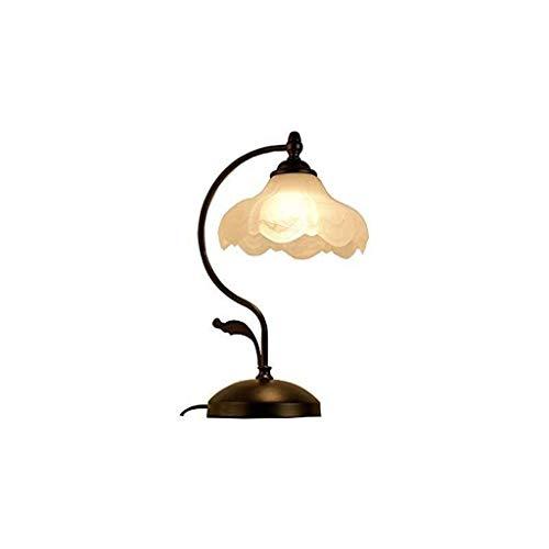 SPNEC Tischlampe Schlafzimmer Nachttischlampe kreativ Retro Hauptdekoration Tischlampe Leselampe