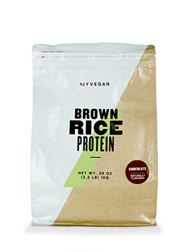 Myprotein® MYVEGAN Brown Rice Protein Powder, Chocolate Stevia, 2.2 Lb (33 Servings)