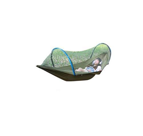 Poi Hangmat outdoor schommel anti-muskietennetten mesh enkele dubbele indoor slaapzaal slaapkamer huis netbed