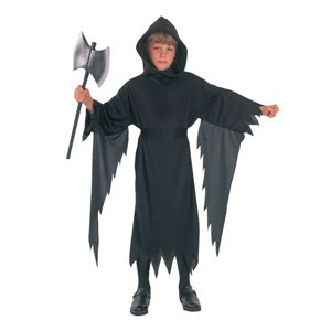 Childrens Halloween Costumes - Demon Costume - Small Size