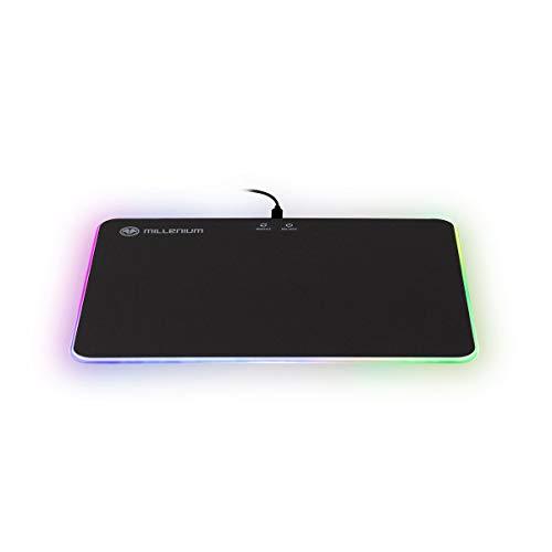 Tapis de souris gamer RGB