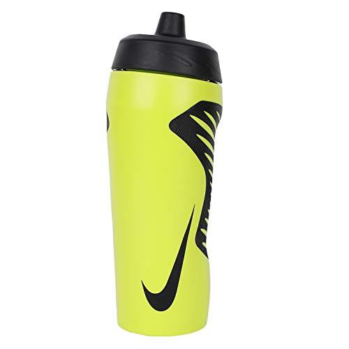 Nike HYPERFUEL Water Bottle Lemon Venom/Black/Black/Black 530ml 18OZ