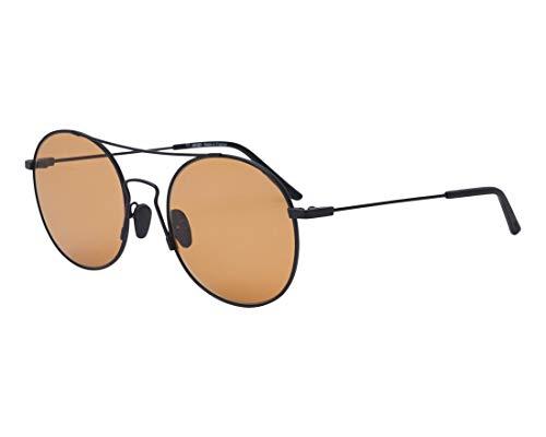 Kenzo Sonnenbrillen (KZ-3224 C03) matt schwarz - gelbfarben