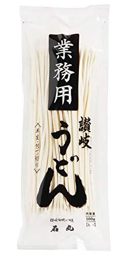 石丸製麺 業務用半生讃岐うどん包丁切り(6袋)