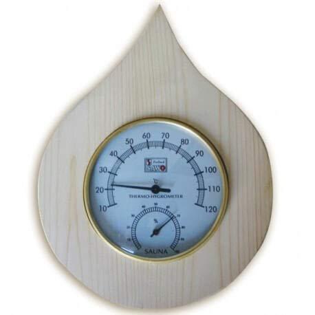 Desconocido Termómetro, higrómetro para Sauna