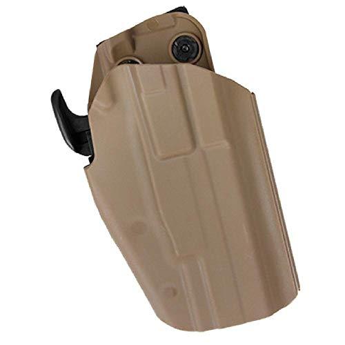 BGJ Funda táctica Funda 579 Funda de Pistola Mano Derecha Airsoft Funda de Caza Bolsa Accesorios de Caza para G17 / 22/37 HK45 M & P45
