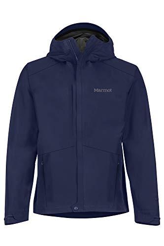 Marmot M. Europe, it Sporting Goods, 9IIY5 Minimalist Jacket Giacca Antipioggia Rigida, Impermeabile, Antivento, Impermeabile, Traspirante, Uomo, Arctic Navy, M