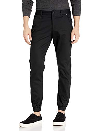 Publish Brand INC. Men's Jogger Pant, Black, 38