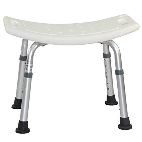 RONGW JKUNYU Ältere Bad Stuhl Duschstuhl Badhocker Schlüpfen Ältere Behinderte Bad Stuhl Schwangere Frauen Bad Hocker Bad Hocker, Badezimmer Badezimmerrollstühle