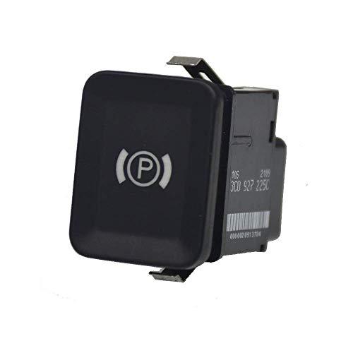 Ajuste actualizado para VW Passat B6 B7 CC Interruptor de freno electrónico de mano de estacionamiento Botón de freno de mano 3C0 927 225 C/B interruptores