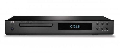 NAD C516 BEE CD-Player (Standgerät), Farbe: graphite