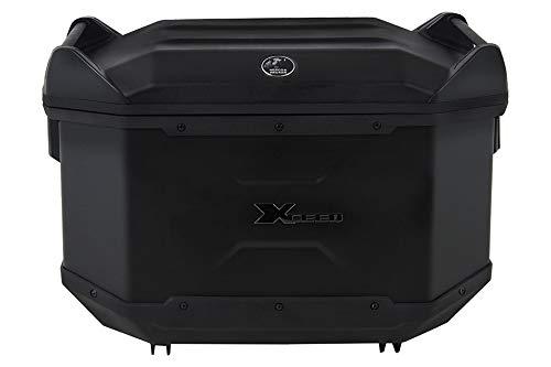 Motorize-HEPCO & Becker - Maleta de Aluminio, Xceed, Color Negro