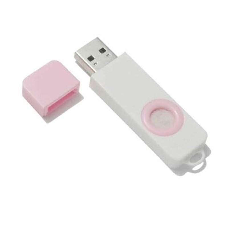 通行料金眠りの配列FidgetGear Essential Oil Diffuser USB Port Air Freshener Office Home aromatherapy Pink