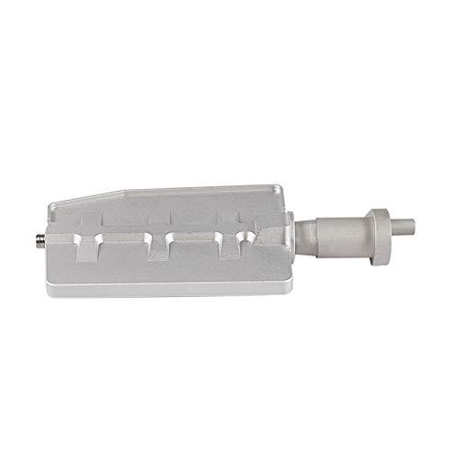 YUXIwang Válvula Revisión de reparación de válvulas de Aluminio Revisión para BMW DISA M54 3.0 LTR (Color : Silver)
