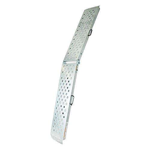 "Reese Explore 7454000 80"" Steel Centerfold Loading Ramp, 1 Pack"