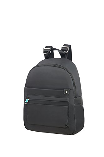 SAMSONITE Move 2.0 Secure - Backpack Mochila Tipo Casual, 34 cm, 15 Liters, Negro (Black)