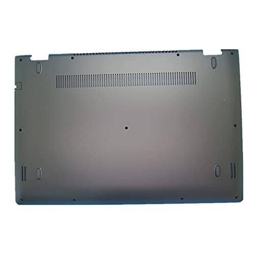 fqparts Cubierta Inferior de la Caja del Ordenador portátil D Shell para Lenovo ideapad Yoga 500-15IBD 500-15IHW 500-15ISK Color Negro