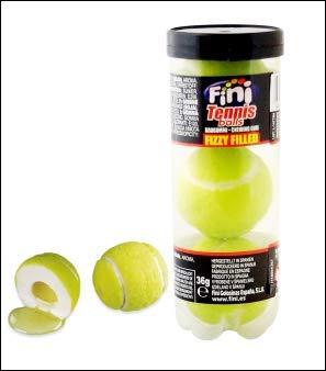 Fini Tennis Balls 36g
